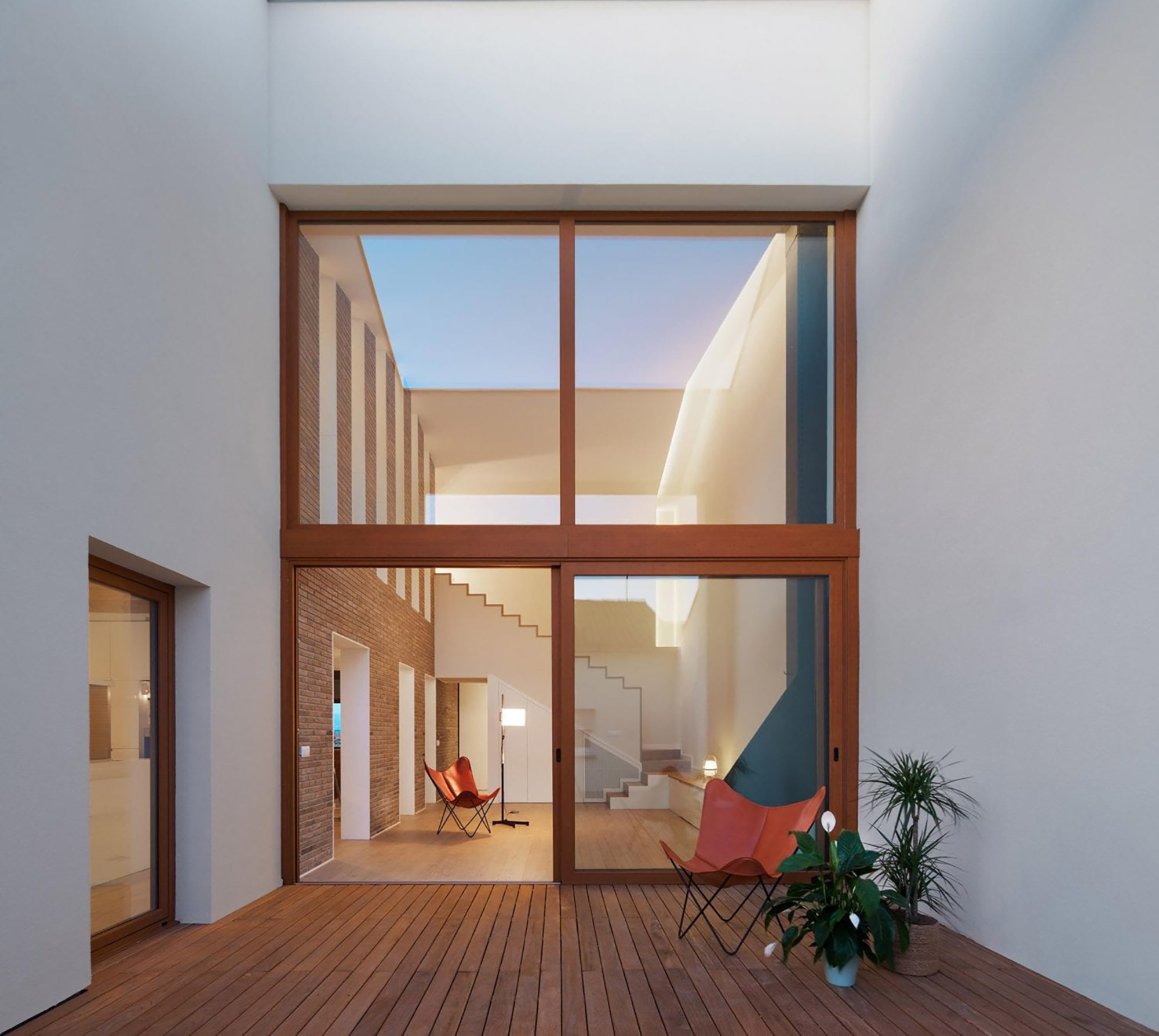 Spain, Sunday, Sanctuary, Interiors, Renovation, Stone, High ceilings